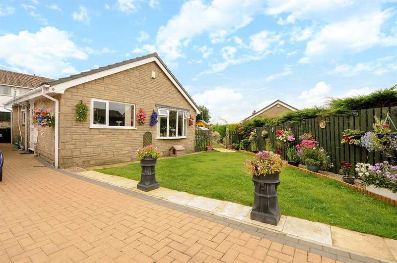 2 Bedrooms Detached Bungalow for sale in Elm Tree Close, Keighley