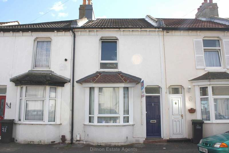 2 Bedrooms Terraced House for sale in Lavinia Road, Gosport
