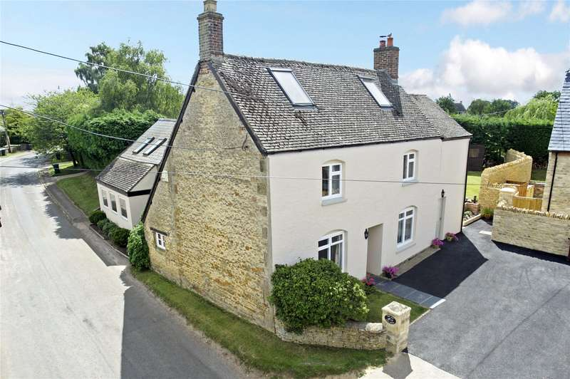 5 Bedrooms Detached House for sale in Main Street, Duns Tew, Oxfordshire, OX25