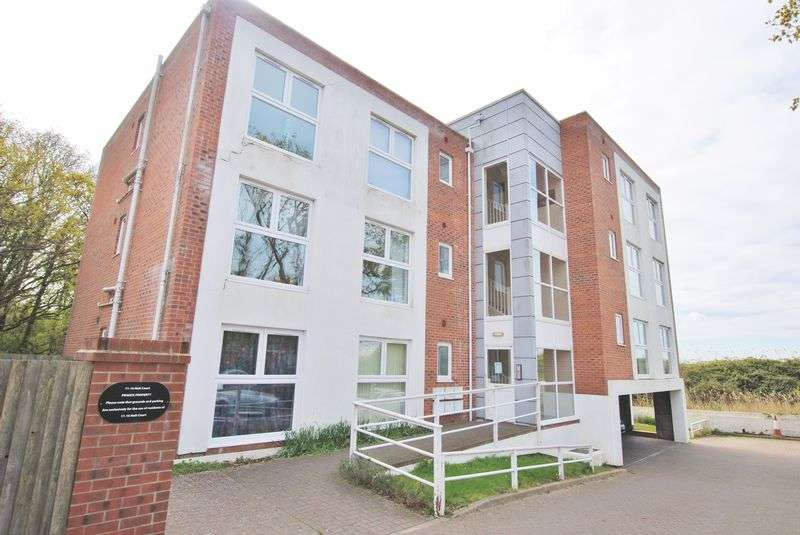 2 Bedrooms Flat for sale in Weston Lane, Weston Shore