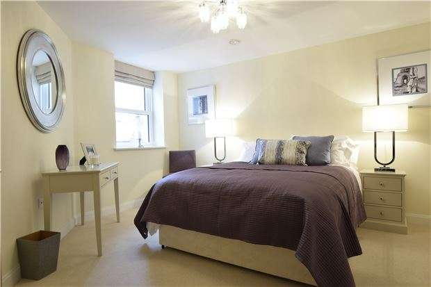 2 Bedrooms Flat for sale in William Page Court, Broad Street, Staple Hill, Bristol, BS16 5FF