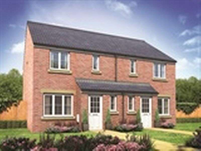 3 Bedrooms House for sale in The Hanbury - 3 Bed Mid Town House