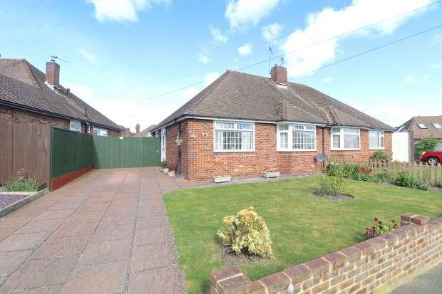 2 Bedrooms Bungalow for sale in Brightling Road, Polegate, BN26