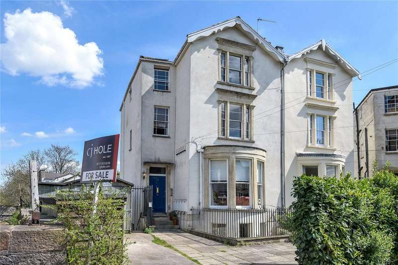 2 Bedrooms Apartment Flat for sale in Hampton Park, Redland, Bristol, BS6