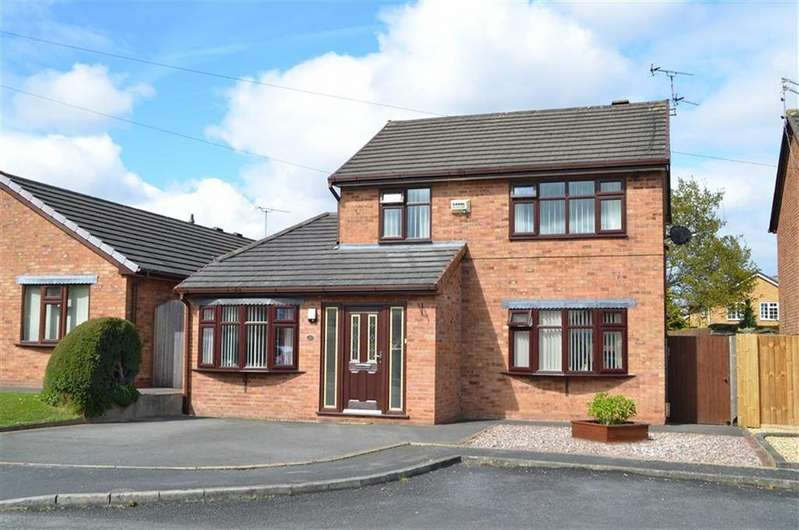 4 Bedrooms Detached House for sale in Woollam Drive, Little Sutton, CH66