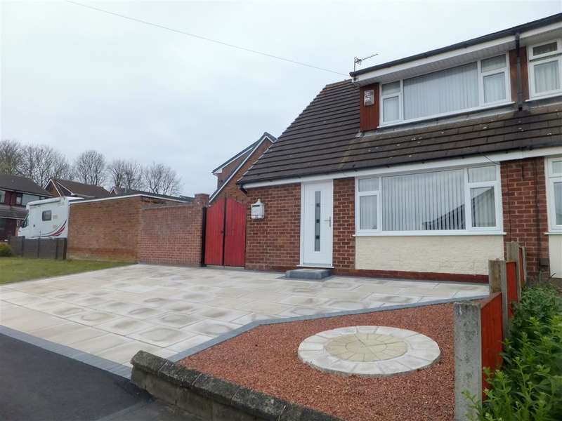 3 Bedrooms Semi Detached House for sale in Dunbeath Avenue, Rainhill, Prescot