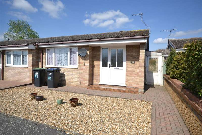 3 Bedrooms Bungalow for sale in Martin Close, Soham
