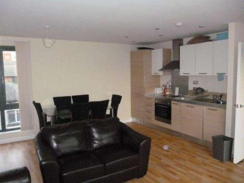 2 Bedrooms Apartment Flat for rent in Base Building, 2 Trafalgar Street, Sheffield,S1 4LQ