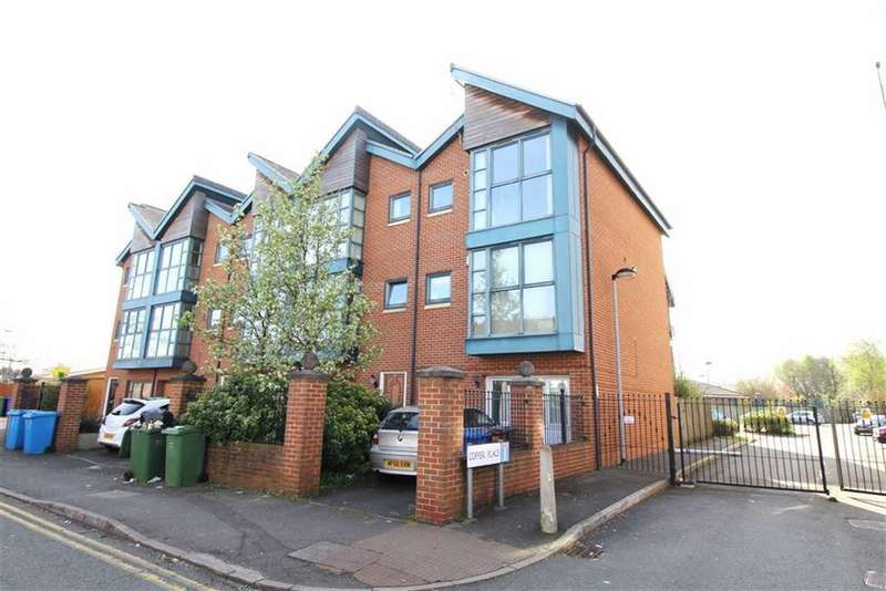 4 Bedrooms Town House for sale in Platt Lane, Fallowfield, Manchester