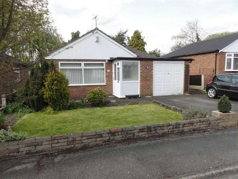 3 Bedrooms Detached House for sale in Portloe Road, Heald Green