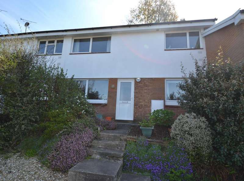 2 Bedrooms Terraced House for sale in Windsor Road, Barnstaple