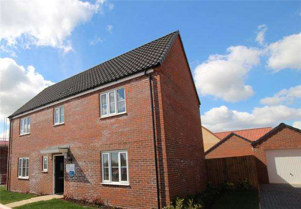 4 Bedrooms Detached House for sale in Saxon Fields, ., Blofield, Norfolk