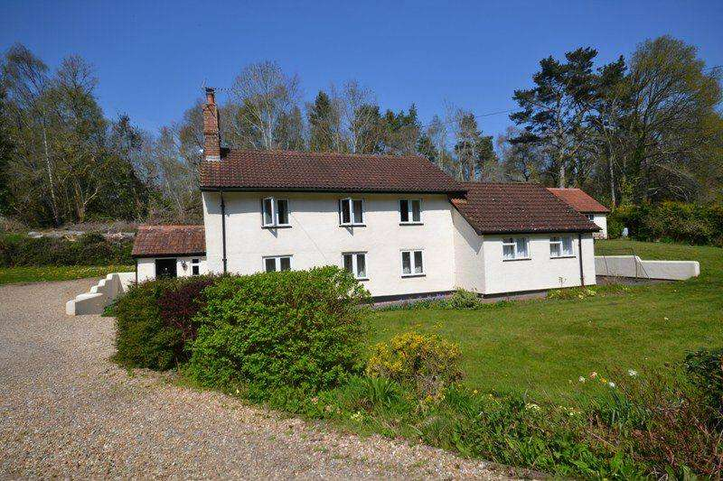 5 Bedrooms Detached House for sale in WEST HILL