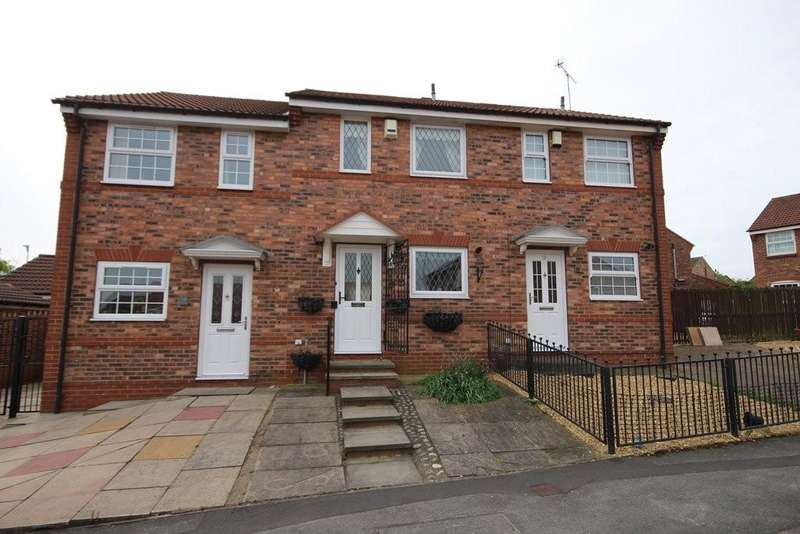 2 Bedrooms Town House for sale in Dunlin Drive, Middleton