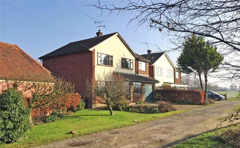 4 Bedrooms Detached House for sale in Great Waltham, Chelmsford, CM3