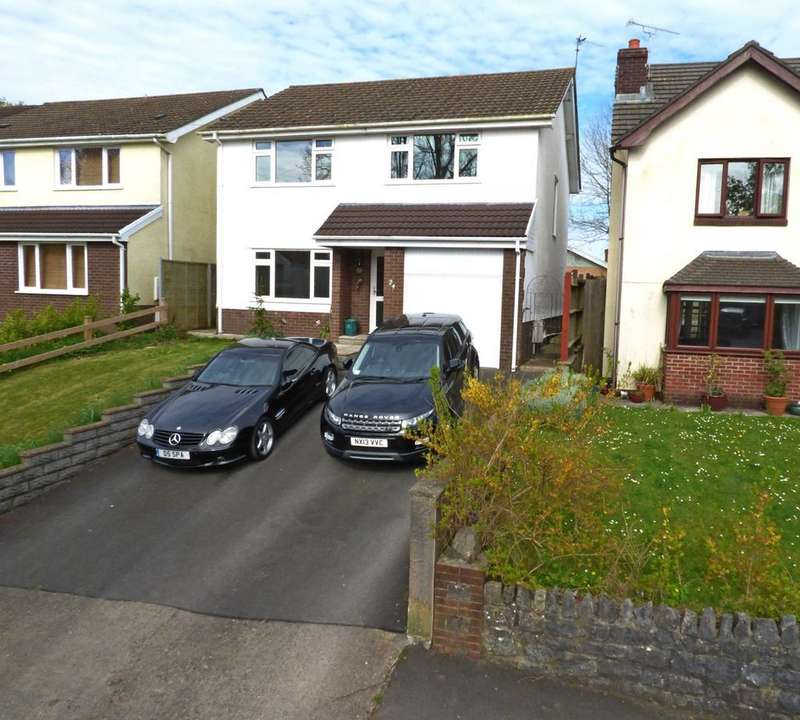 4 Bedrooms Detached House for sale in Whitestone Lane, Newton, Swansea, SA3