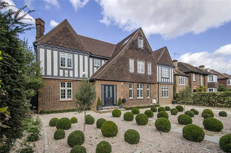 6 Bedrooms Detached House for sale in Highdown Road, London, SW15