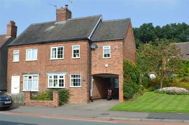 4 Bedrooms Cottage House for sale in Walsall Road, Lichfield, Staffordshire