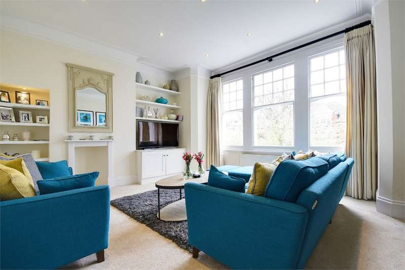 2 Bedrooms Flat for sale in Stanhope Road, Highgate, London