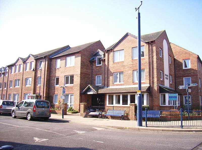 1 Bedroom Apartment Flat for sale in Chapel Court, Filey