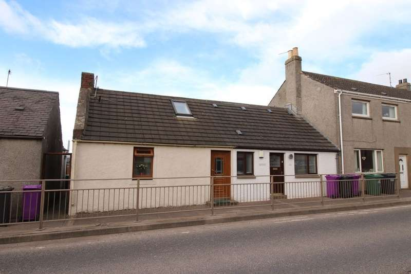 2 Bedrooms Semi Detached House for sale in Marywell Village, Arbroath, DD11