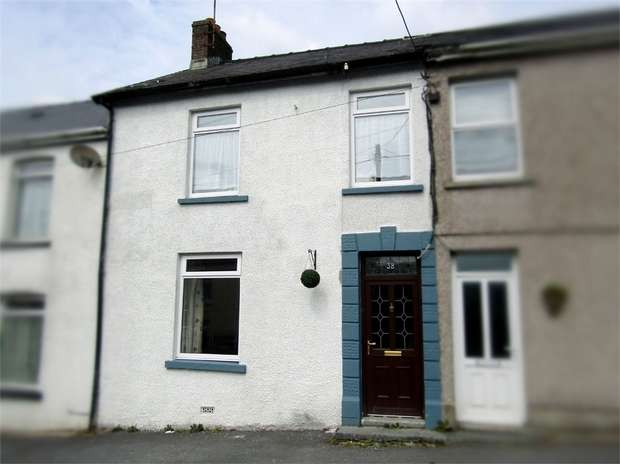 3 Bedrooms Terraced House for sale in Heol Y Bryn, Upper Tumble, Llanelli, Carmarthenshire