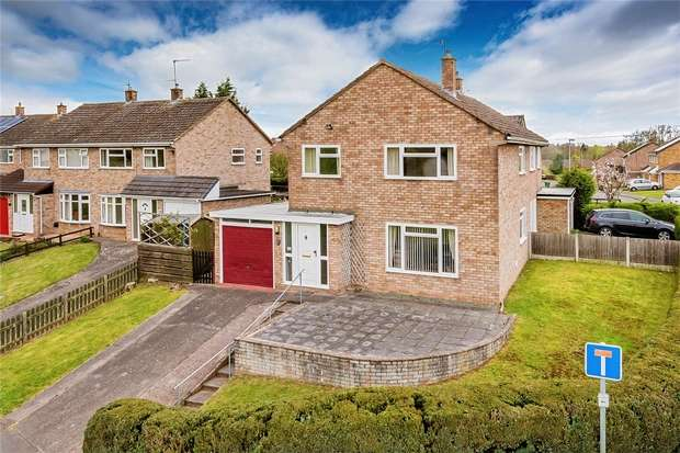3 Bedrooms Semi Detached House for sale in Severn Drive, Wellington, Telford, Shropshire
