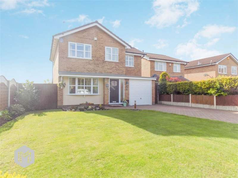 3 Bedrooms Detached House for sale in Mill Lane, Newton-Le-Willows, Merseyside