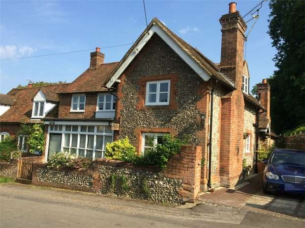 4 Bedrooms Semi Detached House for sale in Henley-on-Thames, Buckinghamshire