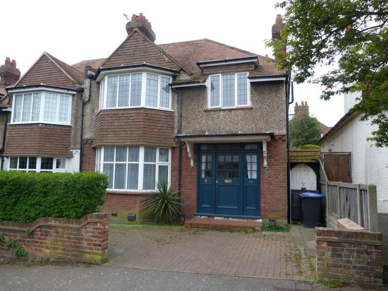 4 Bedrooms Semi Detached House for sale in Pierremont Avenue, Broadstairs