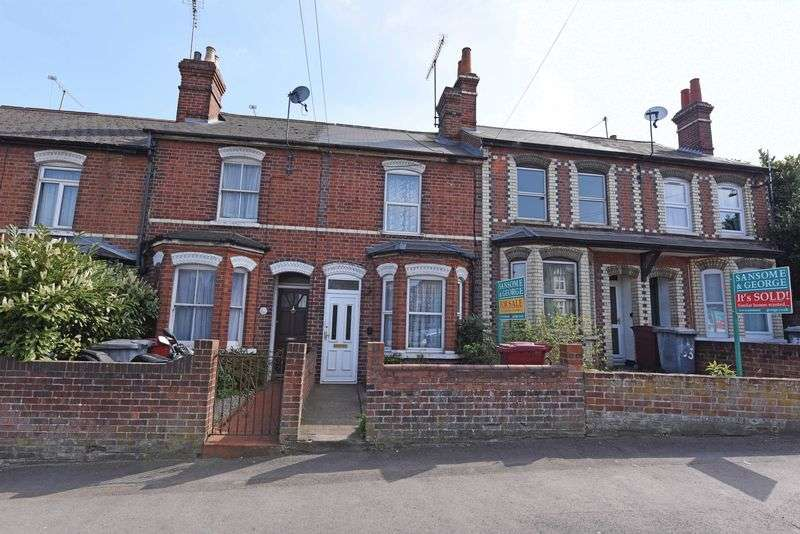 2 Bedrooms Terraced House for sale in Grovelands Road, Reading