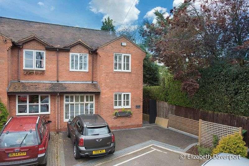 3 Bedrooms Semi Detached House for sale in Fancott Drive, Fieldgate Lane, Kenilworth