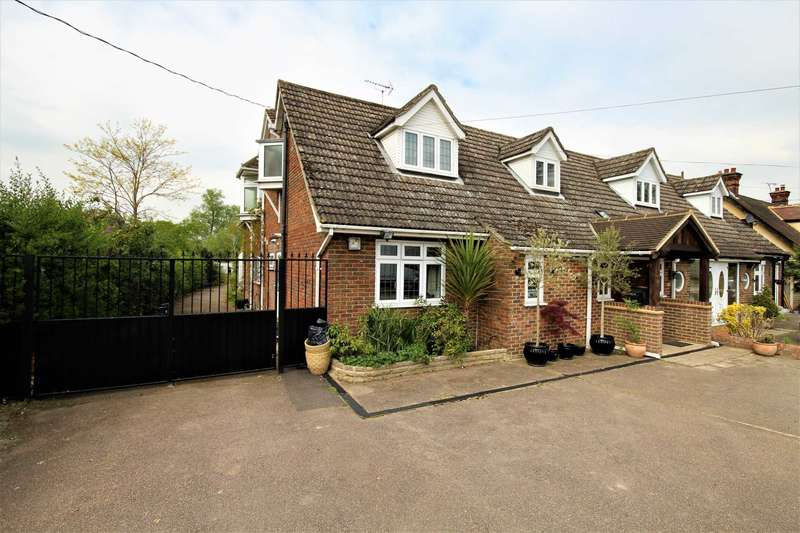 6 Bedrooms Semi Detached House for sale in Nags Head Lane, Brentwood