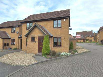 3 Bedrooms Link Detached House for sale in Groombridge, Kents Hill, Milton Keynes