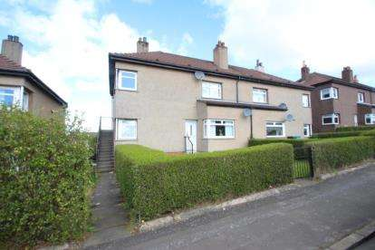 2 Bedrooms Flat for sale in Gartleahill, Airdrie, North Lanarkshire