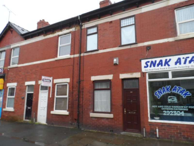 2 Bedrooms Terraced House for sale in Talbot Road, Blackpool, FY1 3QS