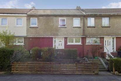 3 Bedrooms Terraced House for sale in Chapelhill Road, Paisley
