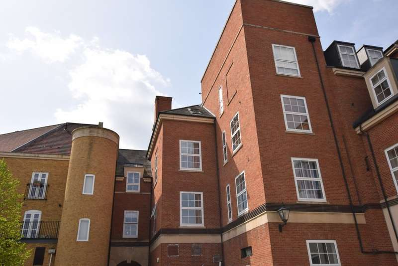 1 Bedroom Flat for sale in The Leasowes, Main Street, Dickens Heath