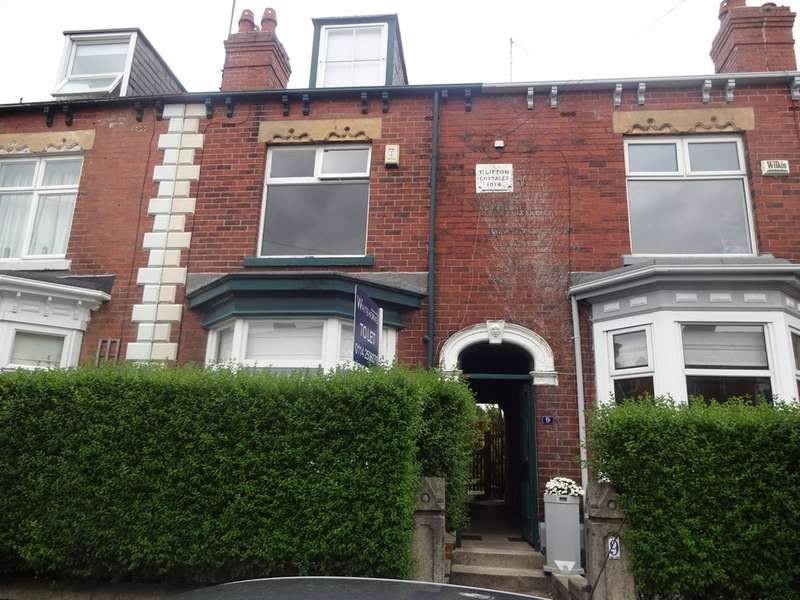 3 Bedrooms Terraced House for rent in Mitchell Road, Woodseats