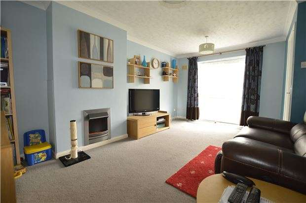 3 Bedrooms Terraced House for sale in Helensdene Walk, Church Road, ST LEONARDS-ON-SEA, East Sussex, TN37 6EY