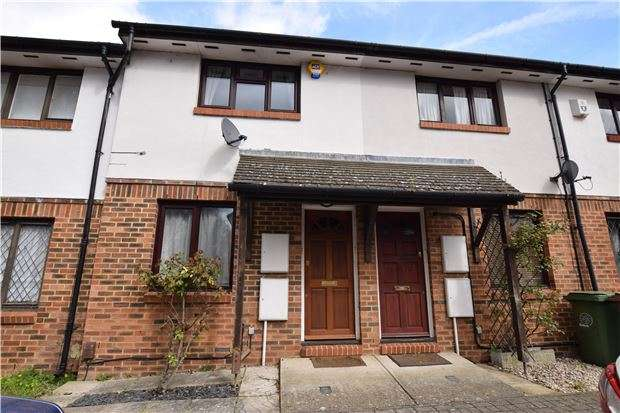 2 Bedrooms Terraced House for sale in Vellum Drive, CARSHALTON, Surrey, SM5 2TR