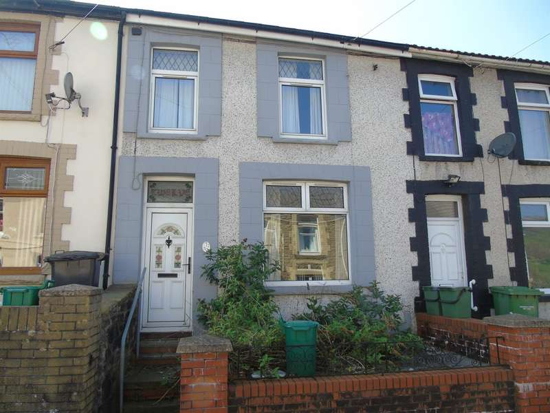 3 Bedrooms Terraced House for sale in Albert Street, Mountain Ash