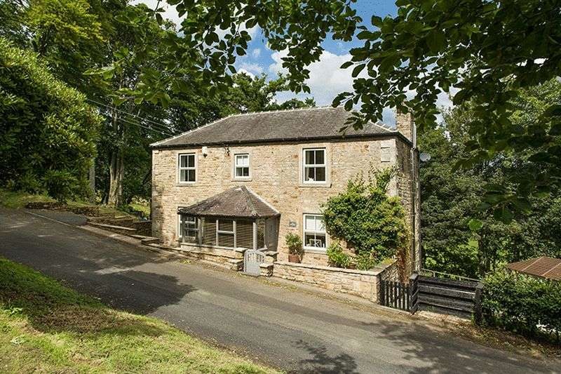 4 Bedrooms Property for sale in Ivy Cottage, Redpath, Haltwhistle