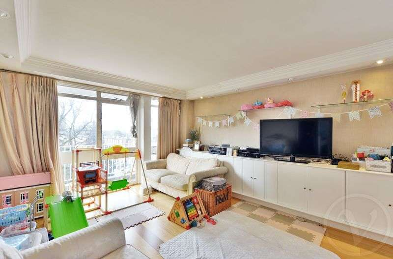 2 Bedrooms Flat for sale in Blair Court, Boundary Road, St Johns Wood, London NW8