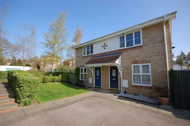 1 Bedroom Terraced House for sale in Byewaters, Watford, WD18 8WJ