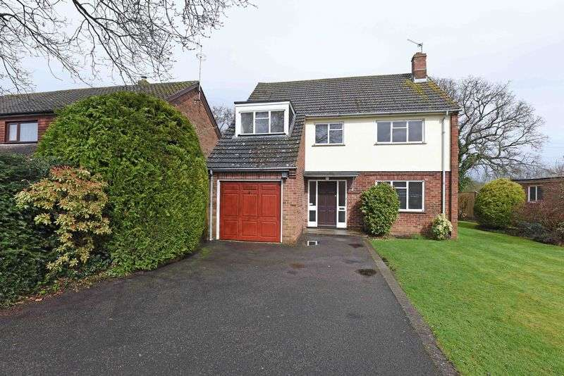 3 Bedrooms Detached House for sale in Northfield Road Sherfield On Loddon