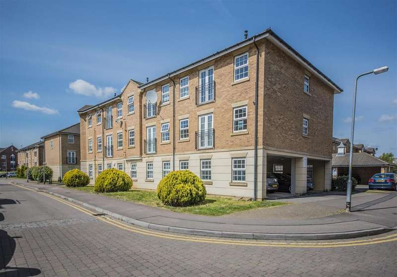 1 Bedroom Apartment Flat for sale in Lion Court, Northampton