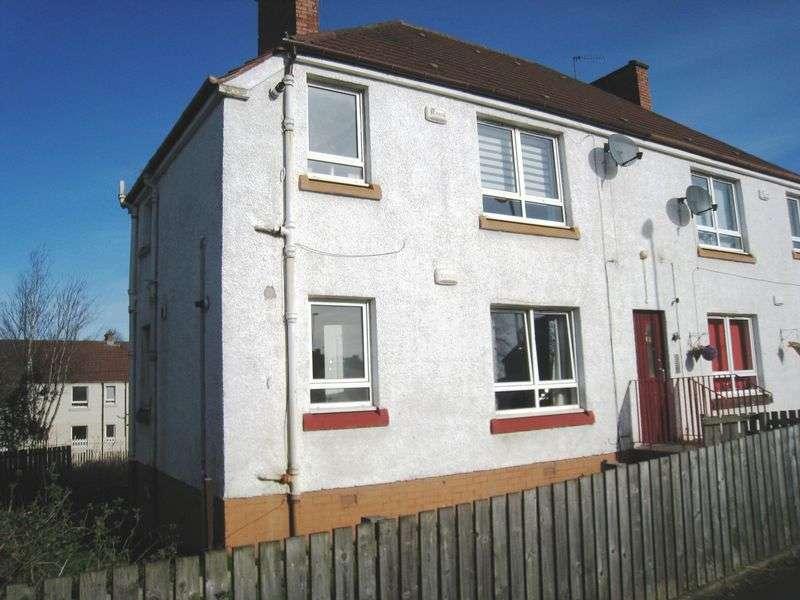 1 Bedroom Flat for sale in Beechwood Drive, Greenend, Coatbridge