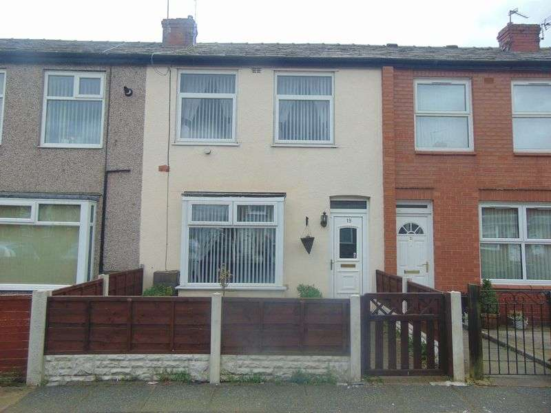 2 Bedrooms House for sale in Robert Street, Elton, Bury - Ideal First Time Buy
