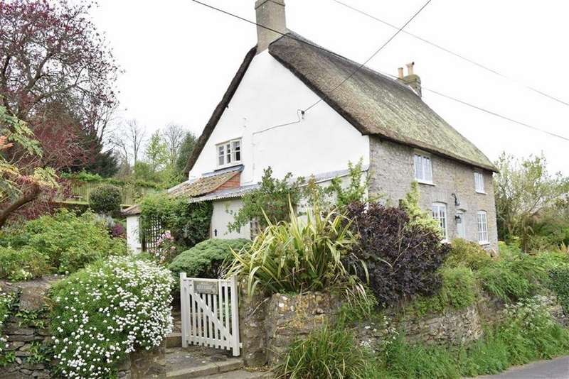 3 Bedrooms Detached House for sale in Old Church Road, Bothenhampton, Dorset, DT6